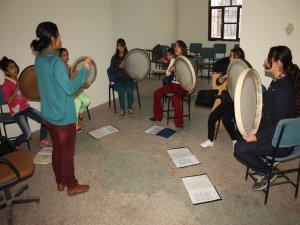 'Erbane kültürünü yaşatmak için çalışıyoruz'