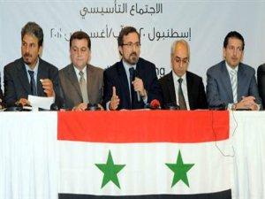 Suriye Ulusal Konseyi'nden ateşkes işareti