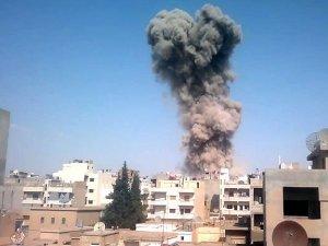 Şam'da şiddetli çatışmalar
