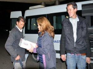 Türkiye'nin 7'nci yüz nakli yapılacak