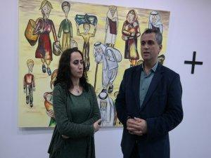 Tara Dîrokê sergisi açıldı