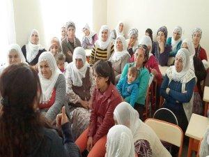 Kadınlara farkındalık eğitimi