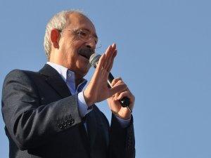 Kılıçdaroğlu, ''Bütün kusurları meydana çıktı''