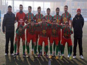Diyarbakırspor 1968 Yeniköyspor'u 4-0 mağlup etti