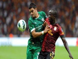 Galatasaray'lı Danny Nounkeu Karabük'e gitti