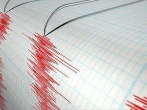 Bingöl'de 5.5 büyüklüğünde deprem