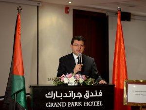 Türkiye  mezunu Filistinliler buluştu