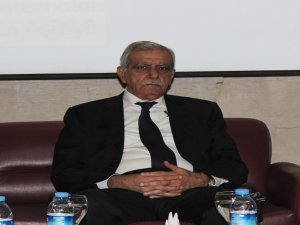 Ahmet  Türk; '' Derin devletin yerini paralel devlet aldı''