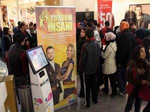 'Yurdum insanı' yarışmasının ön elemeleri Diyarbakır'da