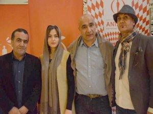 Taşa Yazılmış Hatıralar ekibi: Ödül Kürt Sineması'nın zaferidir