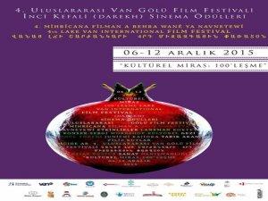 Van Gölü Film Festivali İnci Kefali Sinema Ödülleri başlıyor