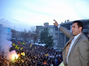 BDP Siirt'te başkan adaylarını tanıttı