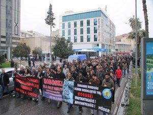 Roboski protestoları sürüyor