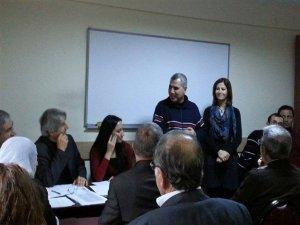 Rêveberên Enîstîtuya Kurdî ya Stenbolê hatin guhertin