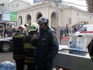 Rusya'da üst üste patlamalar
