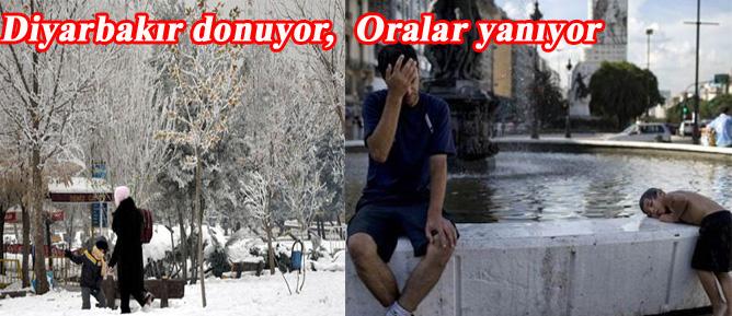 Diyarbakır donuyor,  Oralar yanıyor
