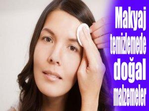 Makyaj temizlemede kullanabileceğiniz doğal malzemeler