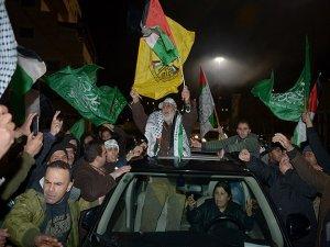 Filistinli 26 tutsak serbest bırakıldı