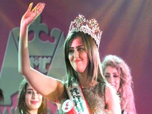 Irak Güzeli: %100 Kürt'üm ve bikiniye hayır!