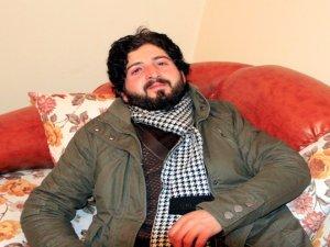 Gazeteci kaya serbest bırakıldı