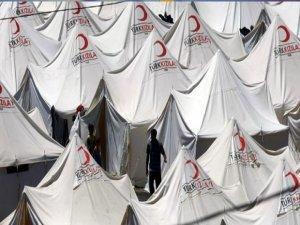 700 bin Suriyeli, yeni yıla Türkiye'de girecek