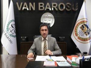 Van Barosu: Konu Kürtler olunca ikili hukuk devreye giriyor