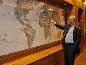Kürt İl'leri 2013'te ihracat rekoru kırdı