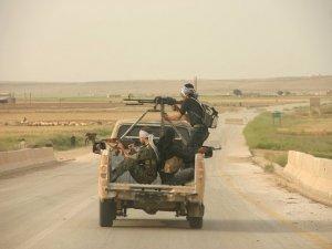 Rojava'da YPG ile Baas güçleri arasında çatışma