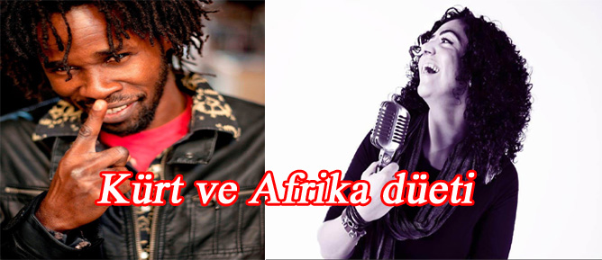 Kürt ve Afrika düeti