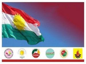 6 partiyên kurd serdana Qendîl-Hewlêrê dikin