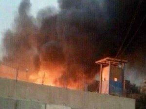 Irak'ta karakol baskınında 101 tutuklu firar etti, 4 karakol yakıldı