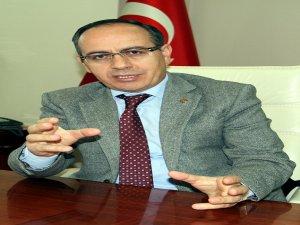 Bölgenin ilk lojistik merkezi Diyarbakır'da kurulacak