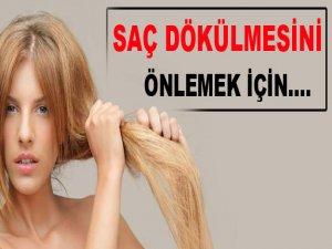 Ağır diyetler ve ilaçlar saç dökülmesine neden olabilir