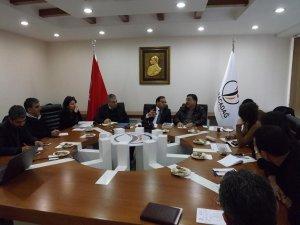Ergani kültürel mirasını araştırıyor