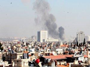 Türkiye'nin Şam Büyükelçiliği'nin bombalandığı iddia edildi