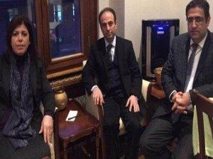 Osman Baydemir û 2 parlamenterên HDPê ketin gireva birçîbûnê