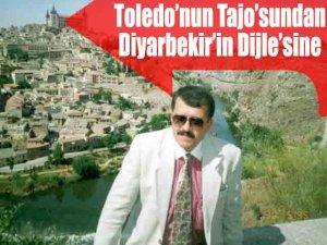 Toledo'nun Tajo'sundan Diyarbekir'in Dijle'sine