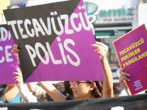 Tecavüzcü polislerin soruşturmasına takipsizlik!