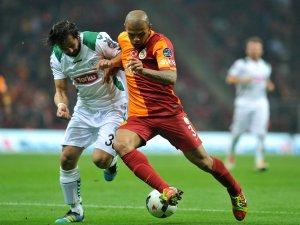 Galatasaray: 2 - Torku konyaspor: 1