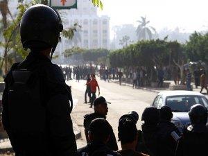 Mısır'da darbe karşıtı gösterilere müdahale