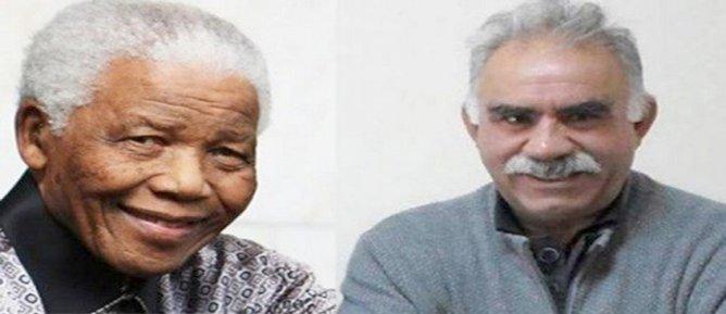 Parêzerê Nelson Mandela ji bo dîtina Ocalan diçe Tirkiyê