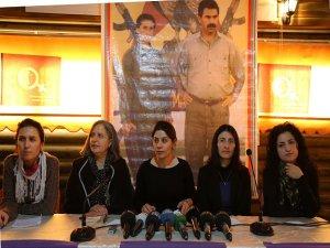DÖKH'ten 'Özgür Kadınla Demokratik Ulusa' kampanyası