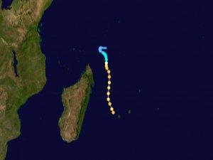 Reunion adasını Bejisa kasırgası vurdu
