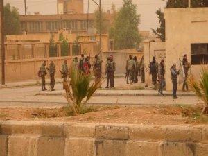 Hêzên YPG'ê li dijî navendên komên çete çalakî lidar xistin