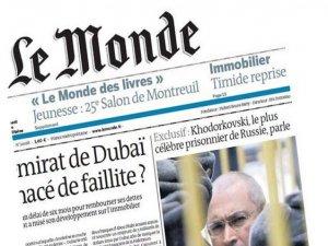 Le Monde: Gül, Erdoğan'ın rakibi gibi konumlanıyor
