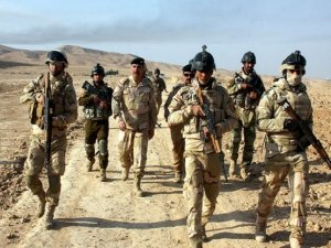 Irak Savunma Bakanlığı: 55 IŞİD üyesi öldürüldü