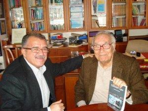 Edebiyatın büyük ustası Yaşar Kemal