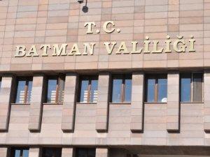 Batman Valiliği'nden 'çatışma' açıklaması