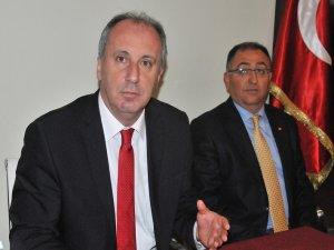 CHP'li İnce'den yeniden yargılama yorumu