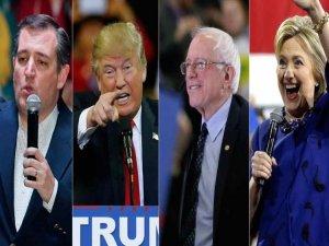 ABD'de Başkanlık ön seçimleri